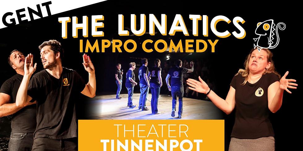 Gent - The Lunatics Impro Comedy
