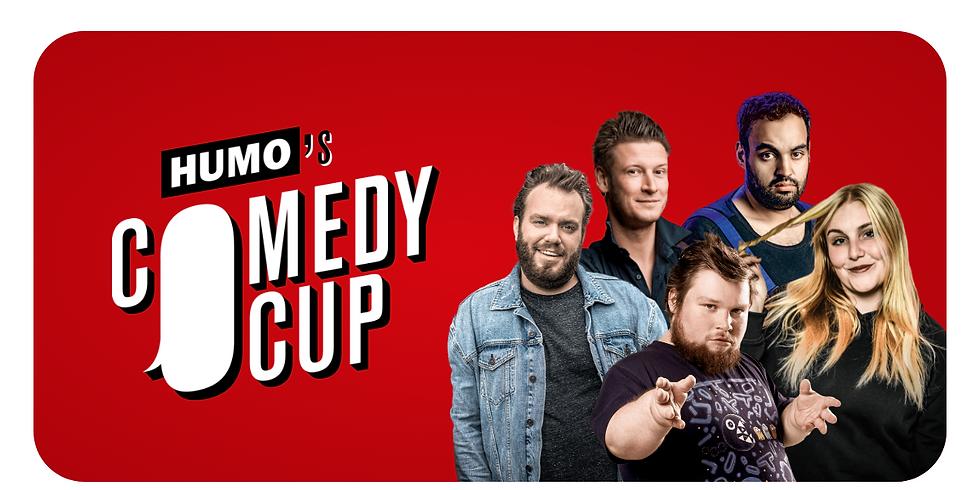 Humo's Comedy Cup - Voorronde