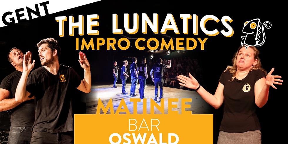 Gent - The Lunatic Impro Comedy Club Matinee
