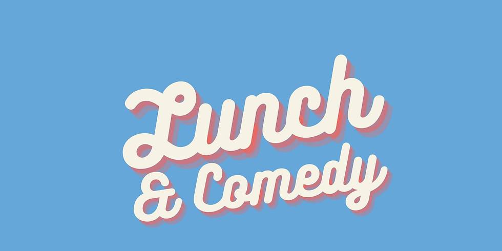 Zomerbar Caillou - Lunch & Comedy