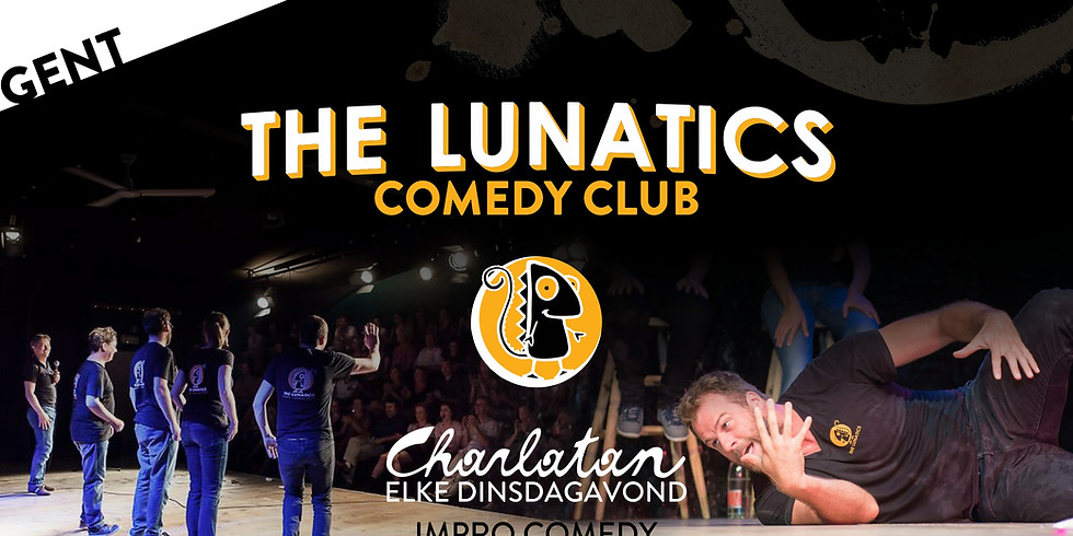 Gent - The Lunatic Comedy Club