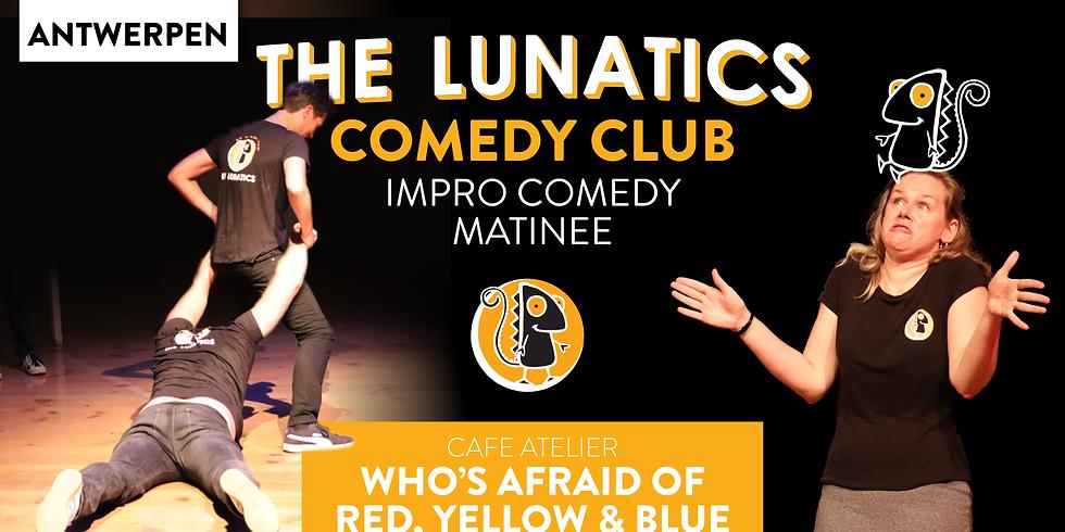 Impro Comedy Matinee