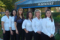 Caring Family Dentistry team