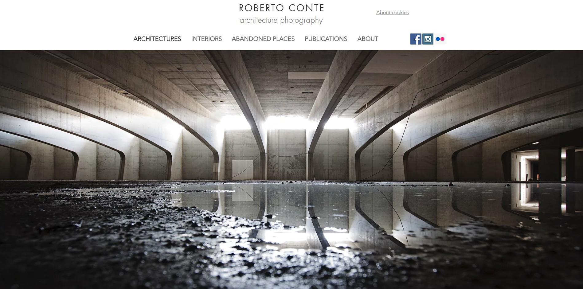 Roberto Conte Architecture Photography Fotografia Di Architettura - Architecture photography