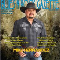 Blues & Rock Gazette Cover