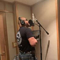 Doing master vocals