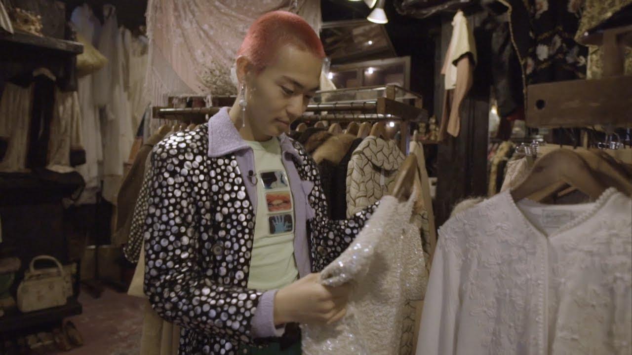 ファッション通信 密着映像