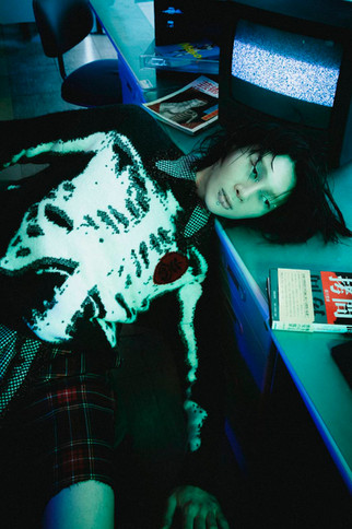 DROPDEAD CHRISTMAS COLLECTION STYLING