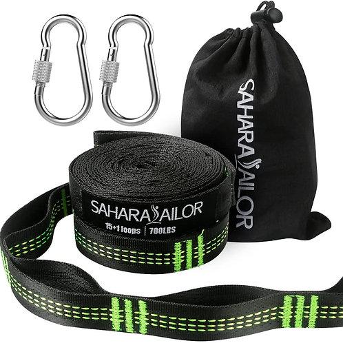 Sahara Sailor Hammock Straps XL (Set of 2)