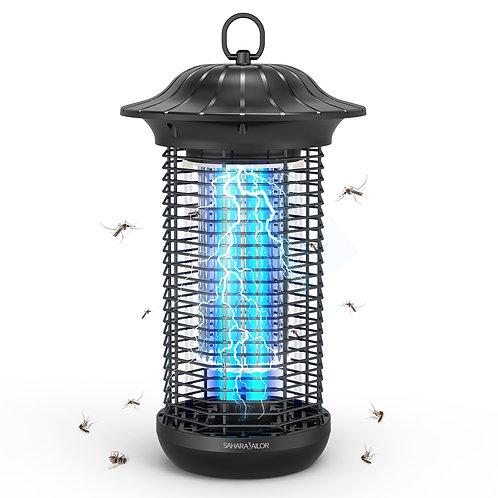 Sahara Sailor Mosquito Bug Zapper, Electronic Mosquito Killer for Outdoor and In