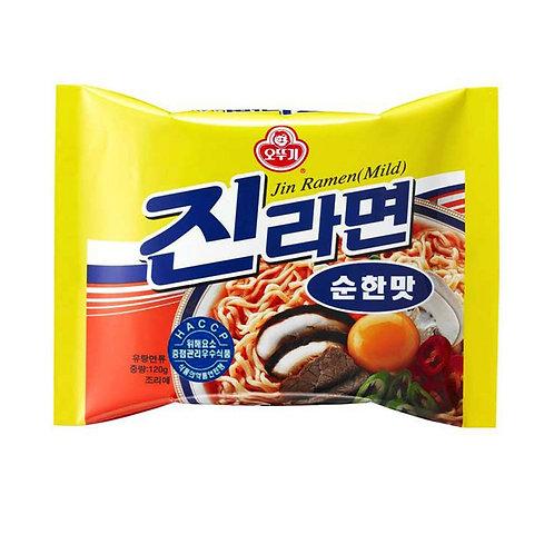 Jin Ramen (Mild) du Coréen du Sud 120g