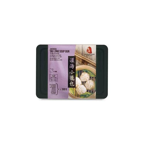 XiaoLongBao petit bao avec soupe à l'intérieur 360g