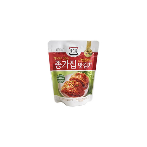 Kimchi coréen en sac 500g