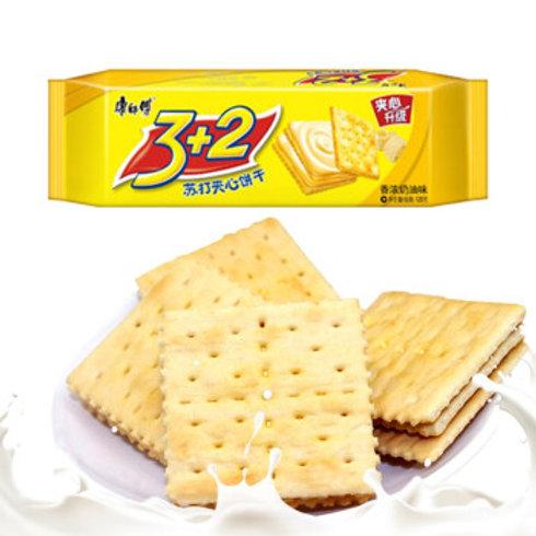 Biscuits Saveur à la crème 125g