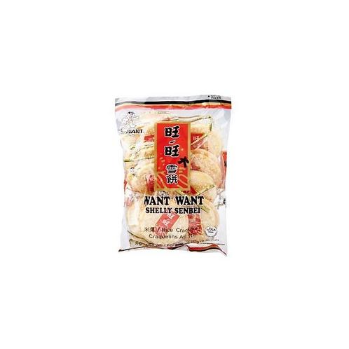 WangWang Crackers de riz 150g