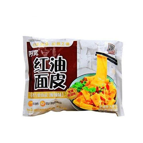 AKuan Pâte instantanée saveur Sichuan pimentée 105g