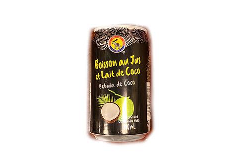 Boisson au Jus et Lait de Coco 330ml