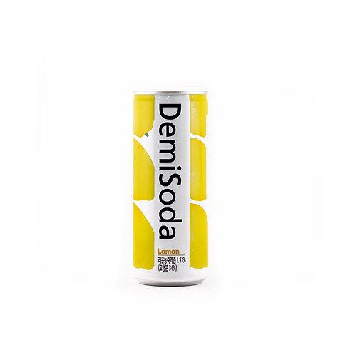 Demisoda saveur citron 250ml