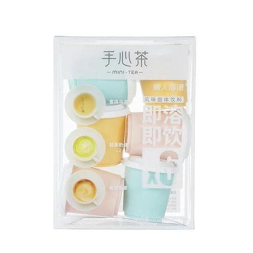 Thé saveur avec 6 parfums mixtes 15g *6