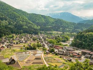 Shirakawa-go, village pittoresque figé dans le temps