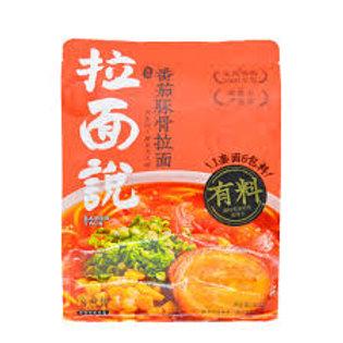 Ramen instantanée au porc et tomate  141.4g