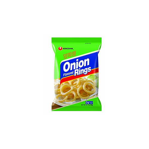 Onion rings nature 90g