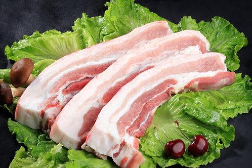 Poitrine de porc 500g