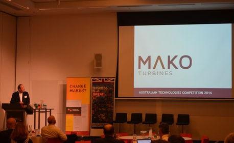 Mako Presenting