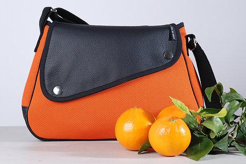 Bolso Milán naranja