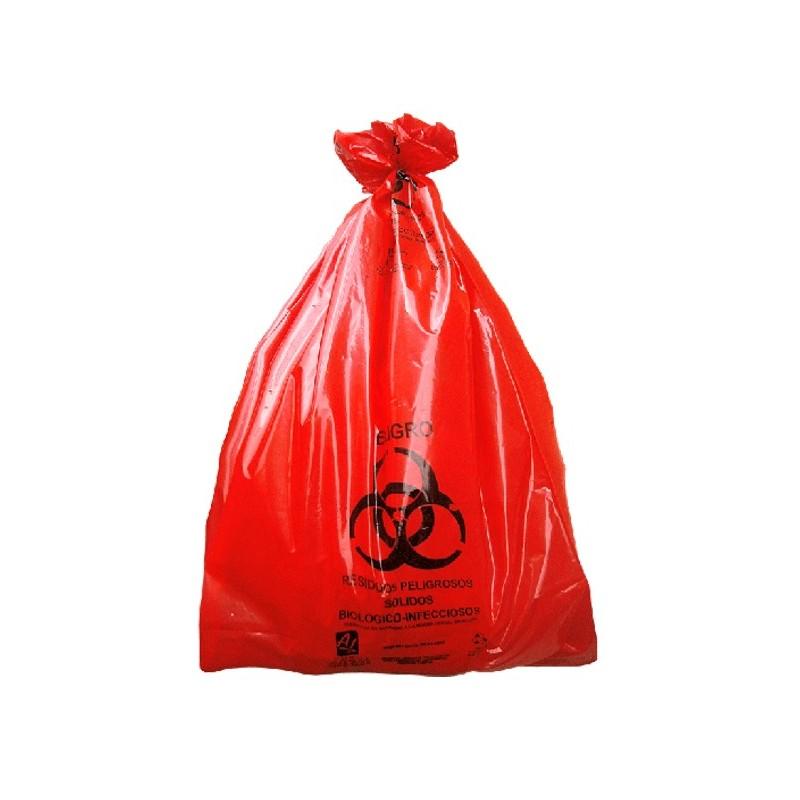 Bolsa para Residuos Roja