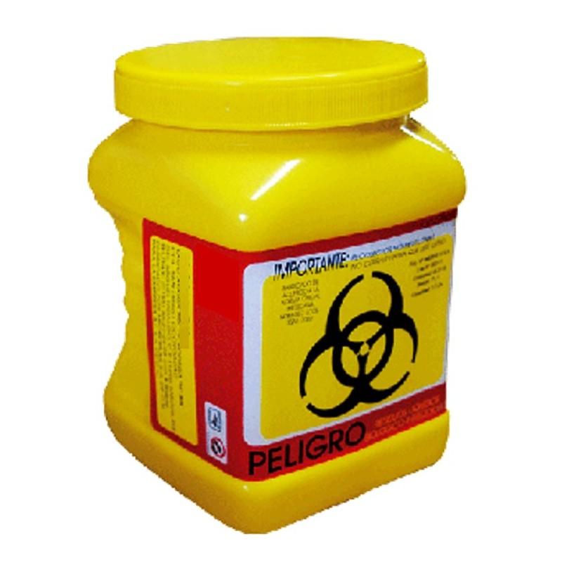 Recolector Desechable Residuos Liquidos