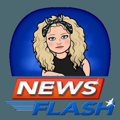 Alycia Yerves newsflash bitmoji
