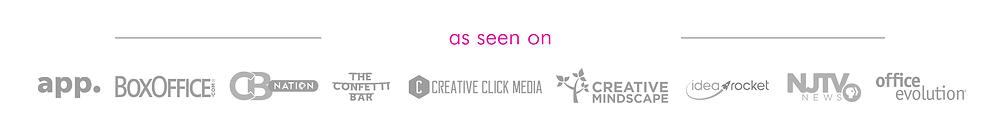 honey b media press logo bar