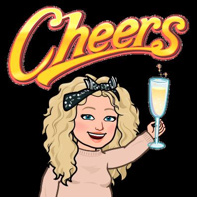 Alycia yerves cheers bitmoji