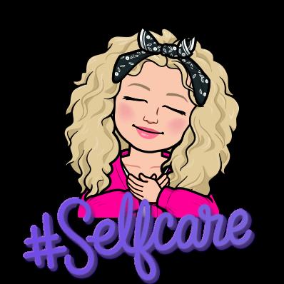 Alycia yerves #selfcare bitmoji
