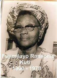 Funmilayo Ransome Kuti