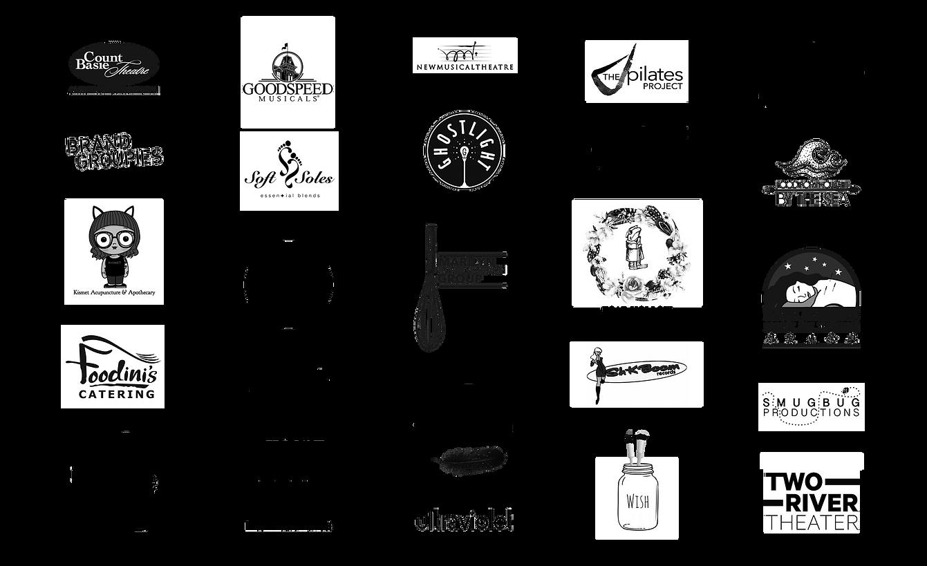 alycia yerves clients logo bar