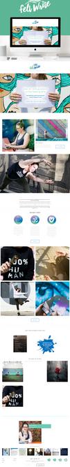 felt Write - web design