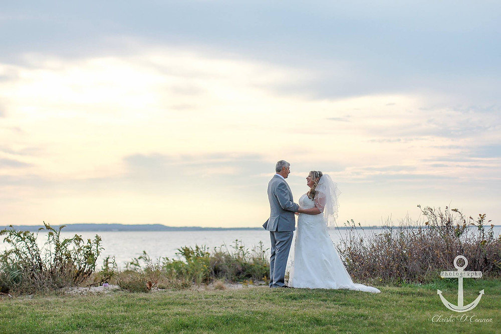 Christie O'Connor Photography picture of bride and groom