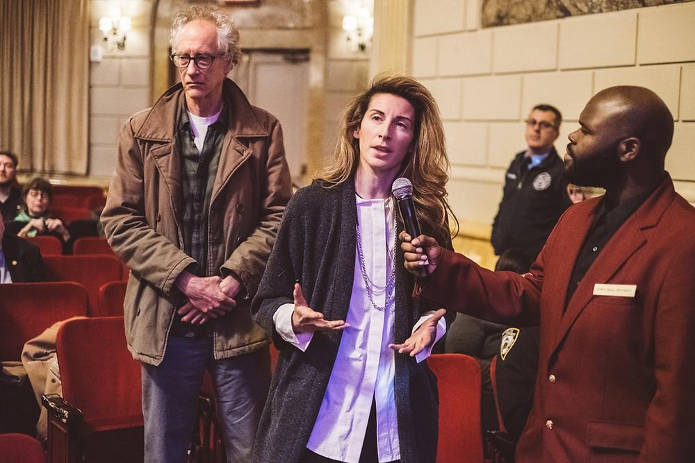 Robin Sokoloff at Town Hall NYC