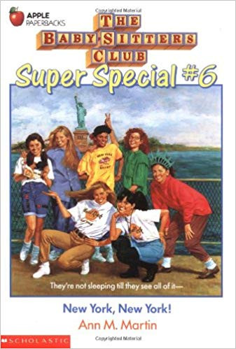 The babysitter's club super special #6 book