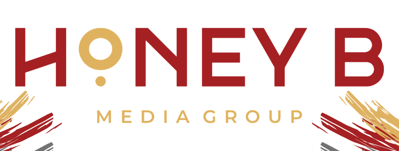 Honey B media group logo