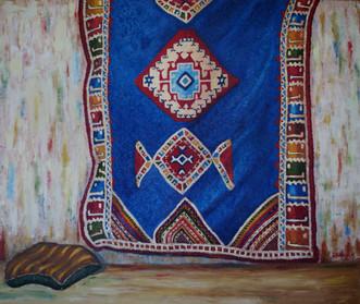 Marina Lisovaya - Morocco | 120 x 100