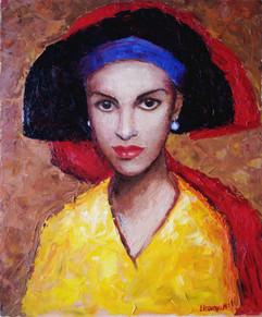 Marina Lisovaya - Assurance | 50 x 60