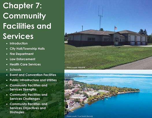 Chapter 7 Community Facilities and Servi