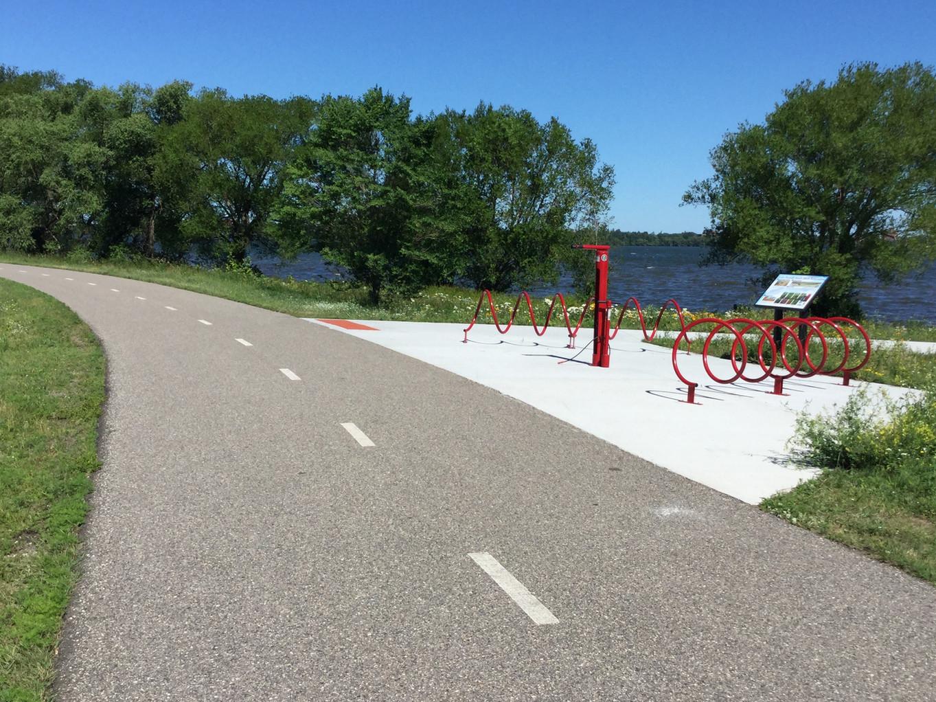 Bike Trail & Rack.JPG