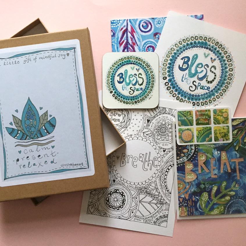 LIB Mindfulness gift box