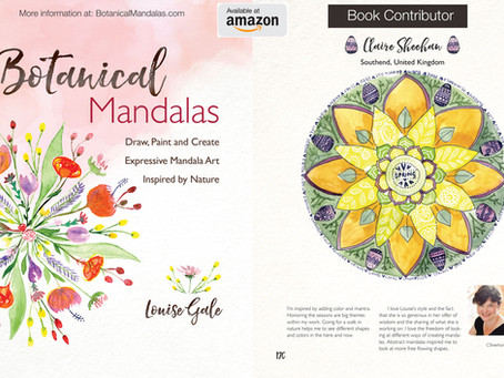 Botanical Mandalas with Louise Gale