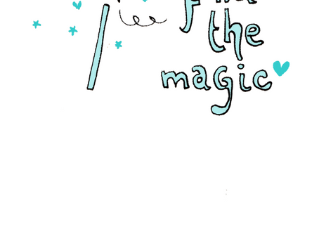 Find the magic - selfcare invite 18 Dec 2018