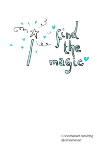find the magic